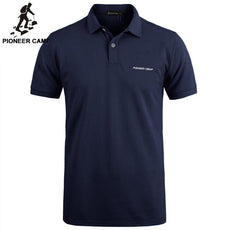 Pioneer Camp Men Casual Polo Shirt