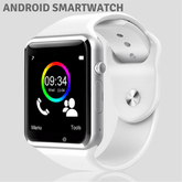 A1 42mm Bluetooth Smart Watch Sport Pedometer With SIM, Camera & SD Card for Android