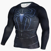 Mens Spiderman Sports Workout Gear