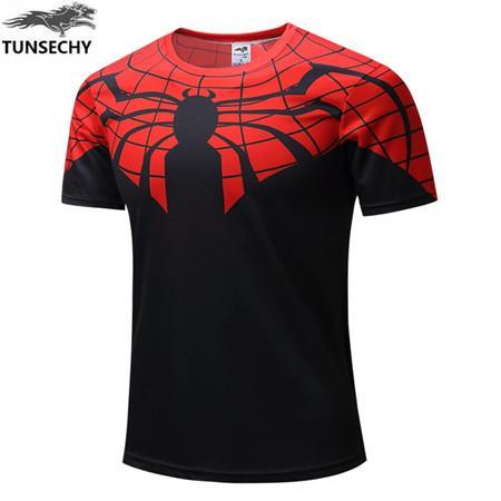 Exclusive High-Quality Classic Spiderman T-shirt
