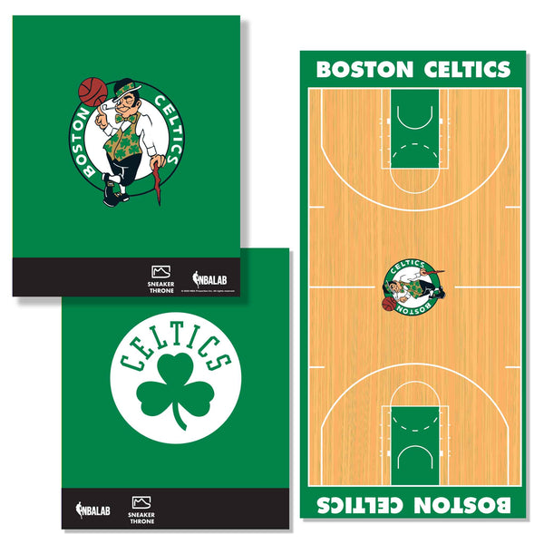 Boston Celtics Decal Wrap Kit