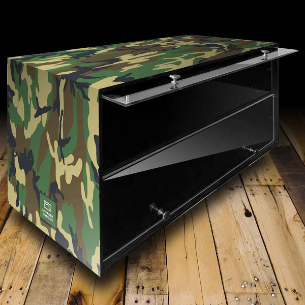 Camouflage Decal Wrap Kit