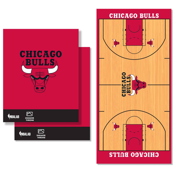 Chicago Bulls Decal Wrap Kit