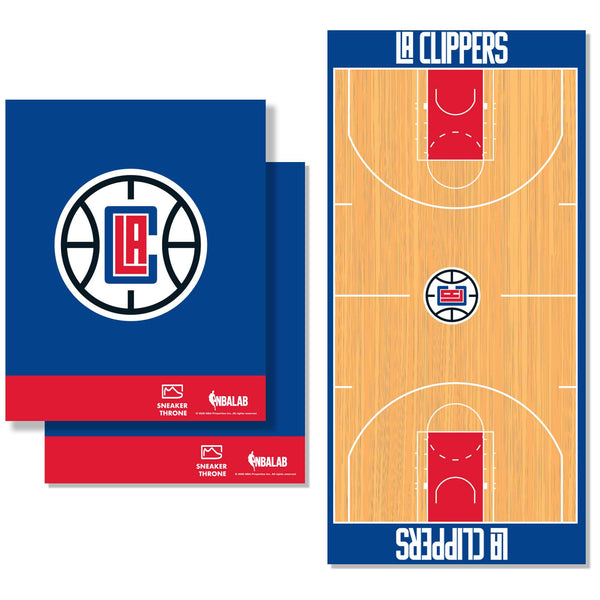 LA Clippers Decal Wrap Kit