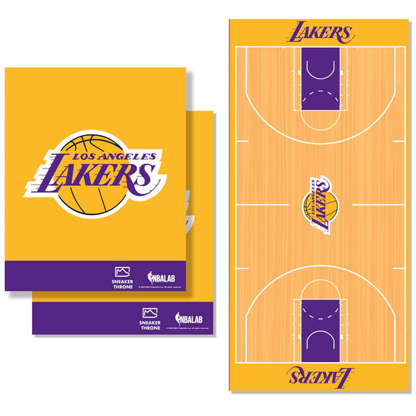 LA Lakers Decal Wrap Kit