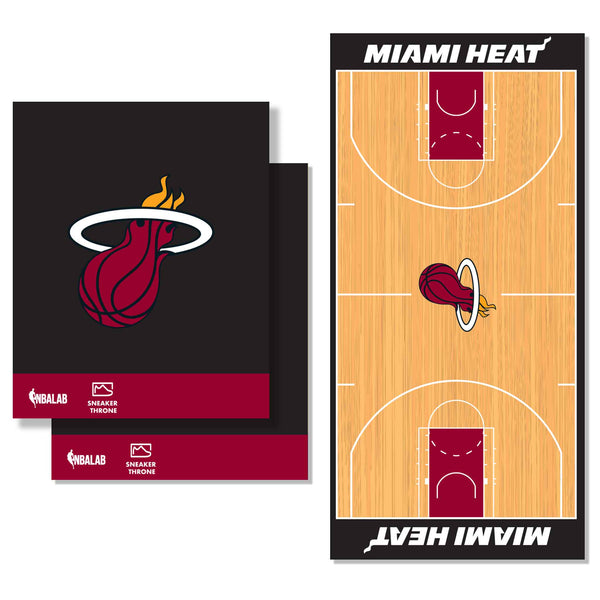 Miami Heat Decal Wrap Kit