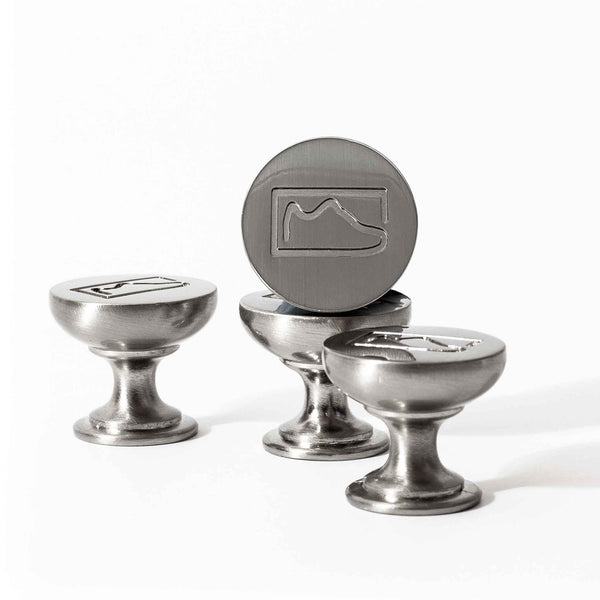 Sneaker Throne Knobs - Set of 4