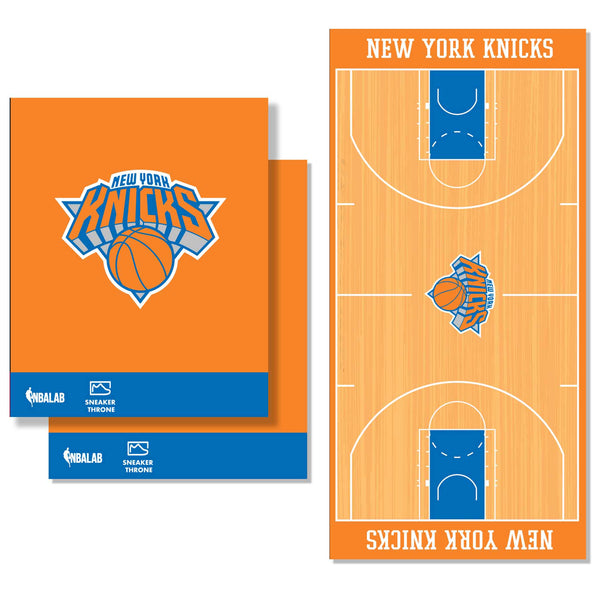 New York Knicks Decal Wrap Kit