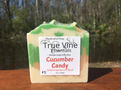 Cucumber Candy - Soap Bar