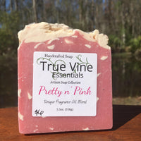 Pretty n' Pink - Soap Bar