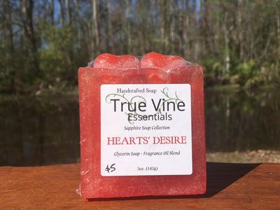 Hearts' Desire - Soap Bar