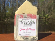 Queen of Hearts - Soap Bar
