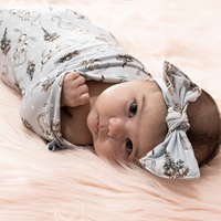 Stretch Swaddle Set