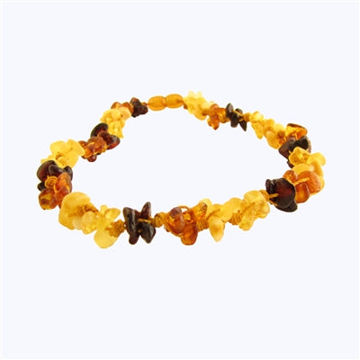 The Amber Monkey Baltic Amber 17-18 inch Necklace - CHOOSE COLOR OPTION