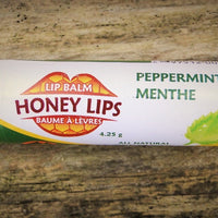Honey Lips Lip Balm - 6 scents