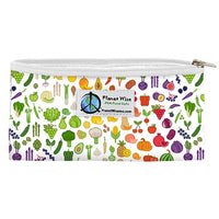 Zippered Snack Bags - CHOOSE PRINT