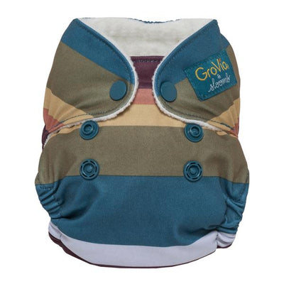 GroVia Newborn All in One - CHOOSE COLOR