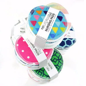 Nursing Pads: Mixed Prints
