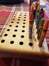 Hardwood Crayon / Pencil Holder