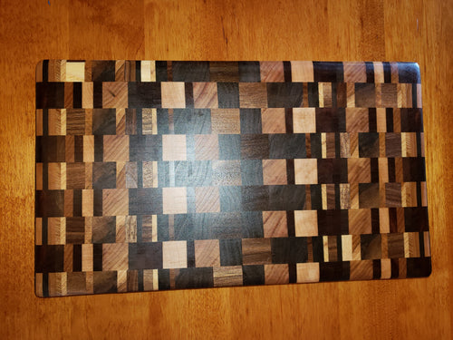 Symmetrical Design Cutting Board