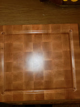 Solid Cherry Chopping Block