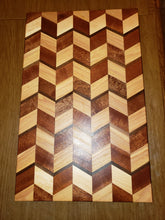 3D Wave Cutting Board / Serving Tray