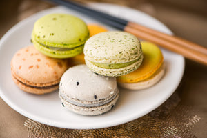 Asian Macarons