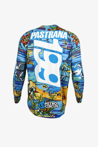 Youth Travis Pastrana Hawaiian Jersey