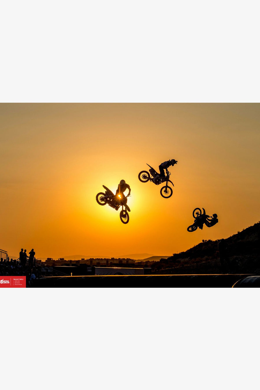 Twilight Triple FMX Poster