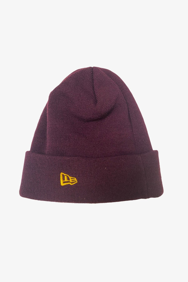 R-Willy Official New Era Beanie Maroon