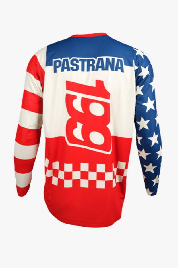 Travis Pastrana Bad Ideas Jersey