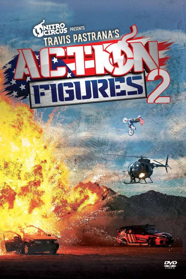 Action Figures 2 DVD