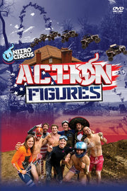 Action Figures DVD Signed by Travis