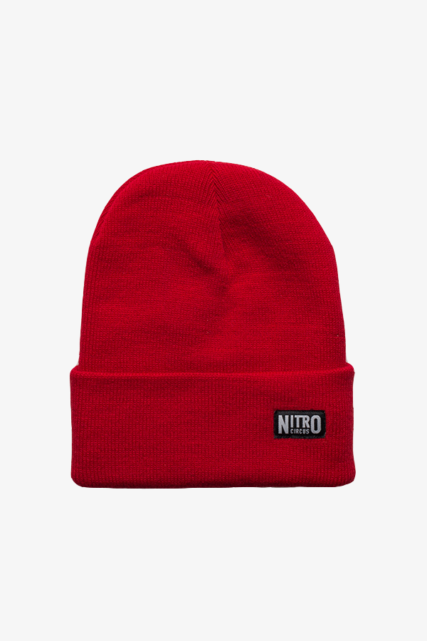 Allied Beanie Red