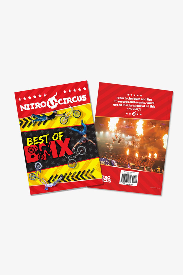 Nitro Circus Best of BMX Book