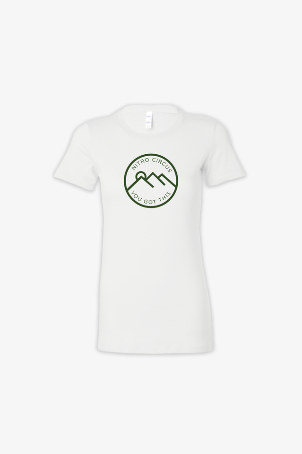 Rags to Ridges Women's T-Shirt