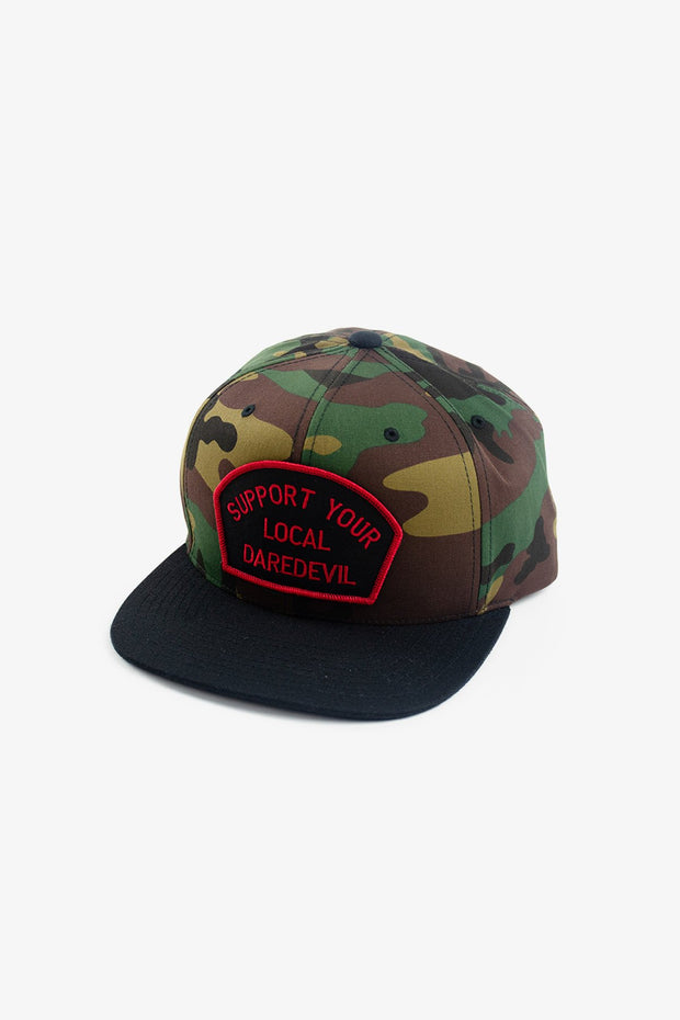 Local Daredevil Hat Camo