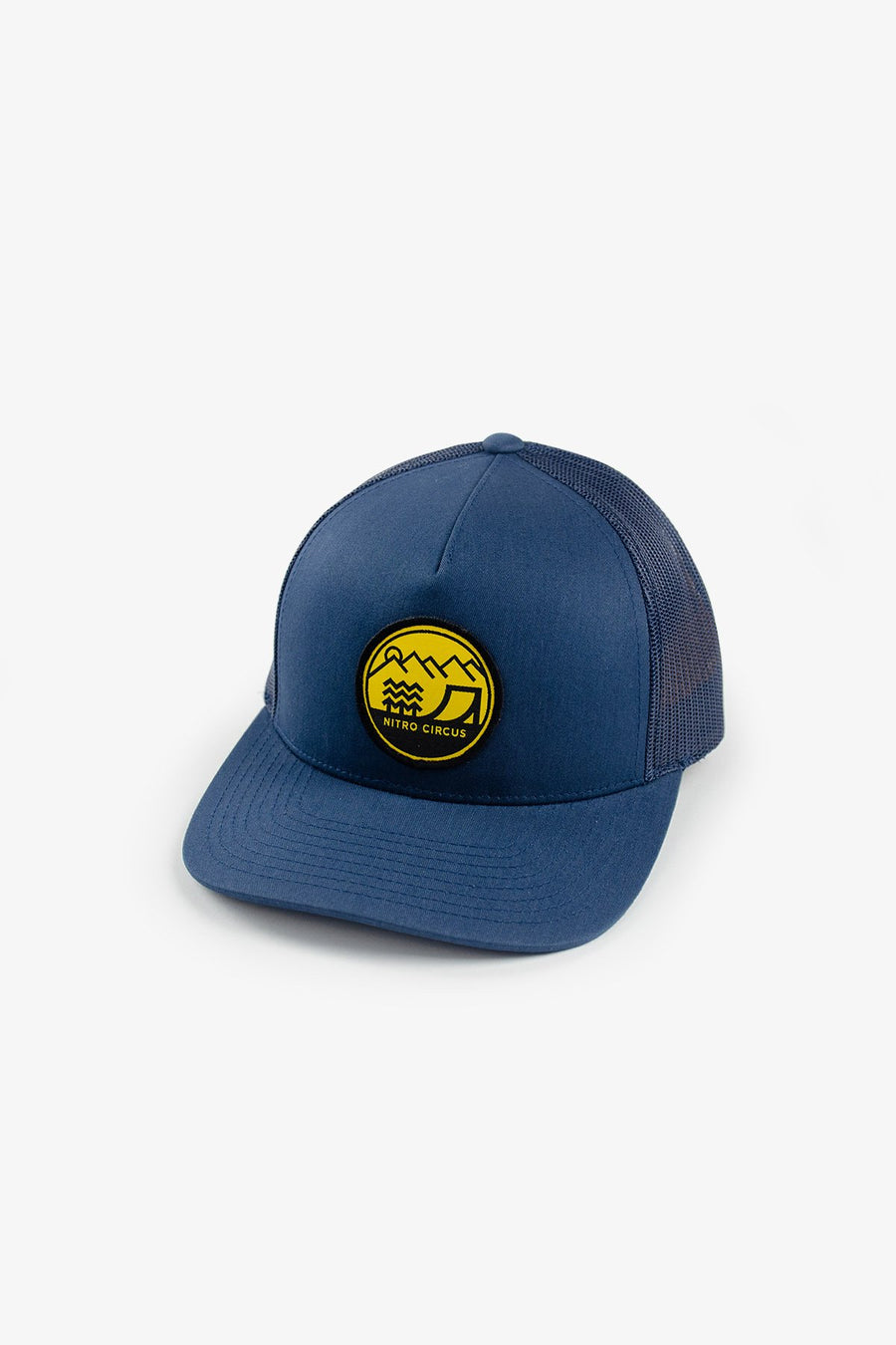 Enjoy the View Trucker Hat Navy