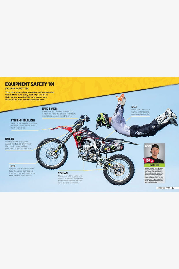 Nitro Circus Best of FMX Book