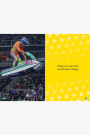 Nitro Circus Go Big! Book