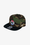 Stars & Stripes Hat Camo
