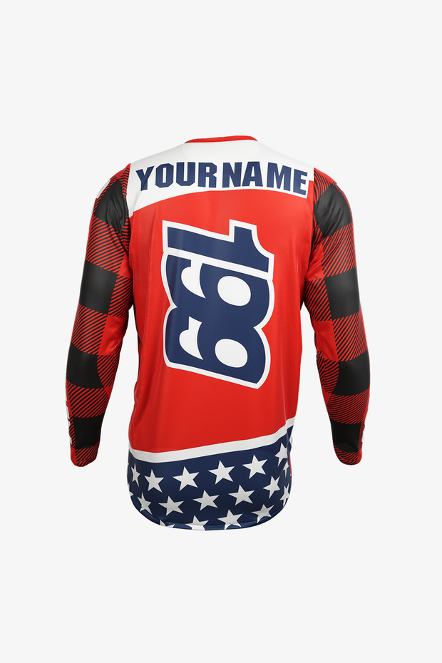 Youth Personalized Nitro Circus 199 Jersey