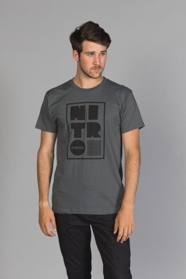 Stacked Men's T-Shirt