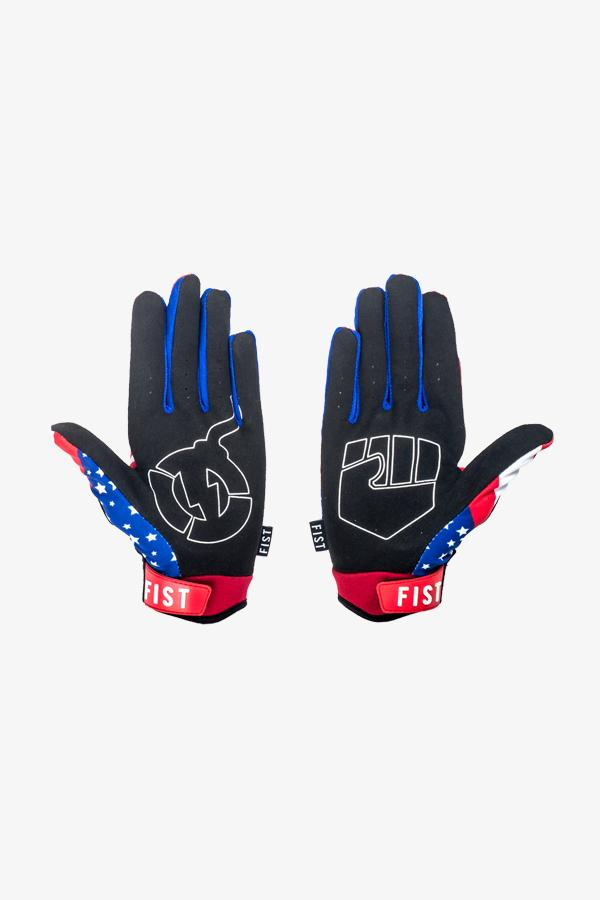 Stars and Stripes Gloves