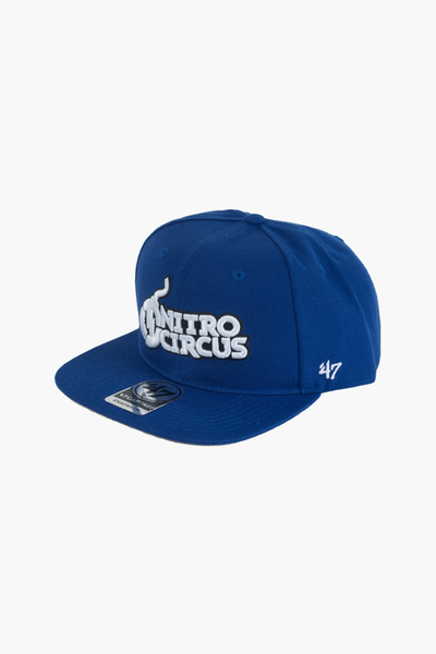 Nitro Circus Core Hat Blue