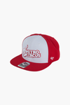 Nitro Circus Core Hat Red/White