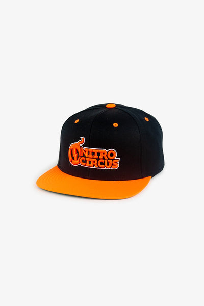 Nitro Circus Core Hat Black/Orange