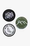 Nitro Circus Patch Pack