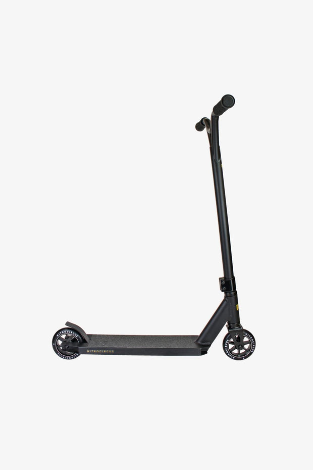 RW Replica Scooter Matte Black
