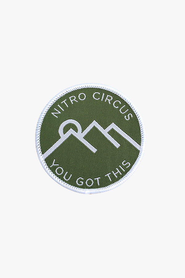 Nitro Circus Ridge Patch